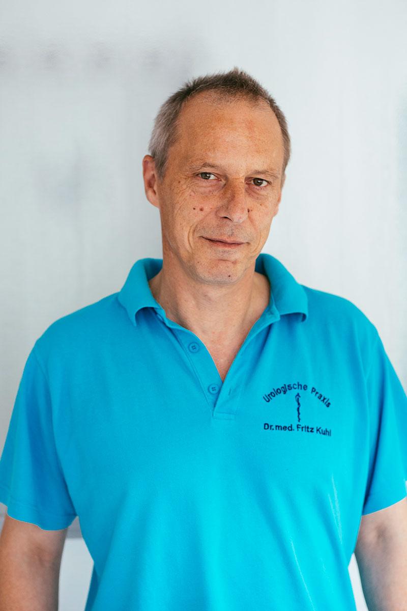 Dr. med. Fritz Kuhl